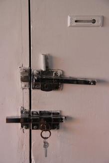 Sketchy door locks