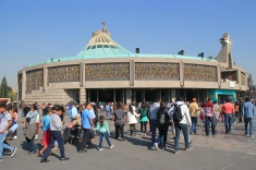 The new basilica
