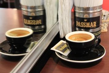 Artistic espresso