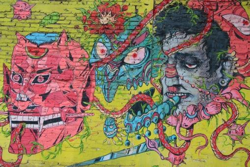 Love this mural