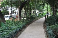 Condesa walkway