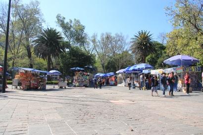 Small mercado