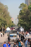 Chapultepec towards the Angel