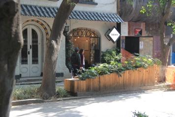 Frëims, a lovely Condesa café