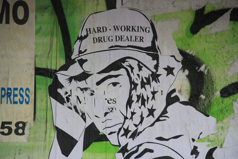 """""""Hard working drug dealer"""""""