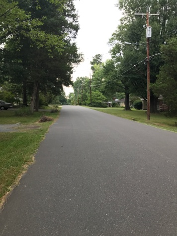 Carrboro neighborhood