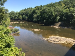 The Haw River