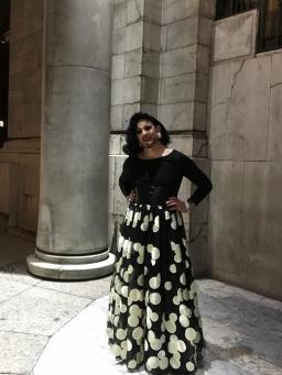 Quick photo shoot at Bellas Artes